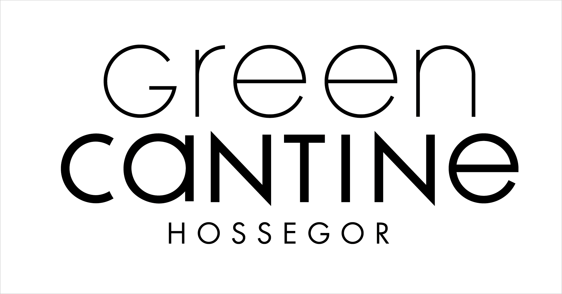 Logo Green Cantine